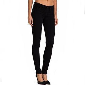 rag & bone black legging jeans Sz 26